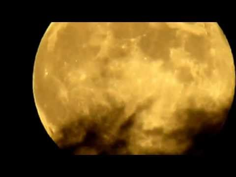 Canon PowerShot SX40 HS Review HS Zoom Test Moon HD