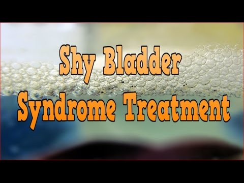 Shy Bladder Syndrome Your Step-by-step Guide To Overcoming Paruresis Download