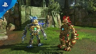 Knack 2 – PlayStation Experience 2016 Trailer | PS4