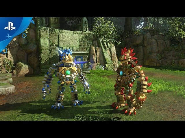 Knack 2 - PlayStation Experience 2016 Trailer | PS4