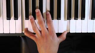 How to play we are young by fun piano tutorial (w/ FREE SHEET MUSIC)