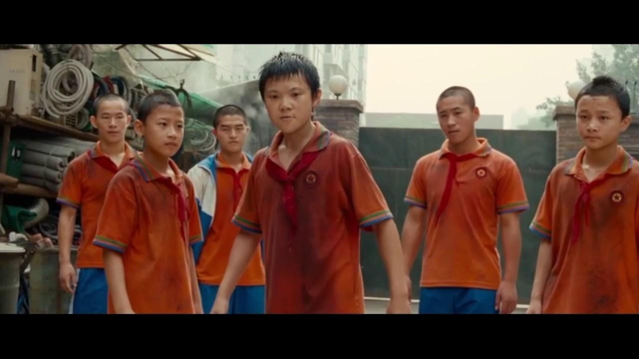 Eminem Till I Collapse Remix (Karate Kid Music Video) - OFFICIAL