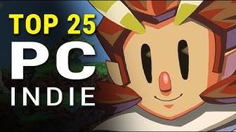 Top 25 Best PC Indie Games