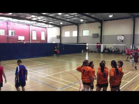 Smoosh Bang vs Vostok - 1of2- Women's Division (Sydney Vostok Volleyball Club) Saturday 201602061100