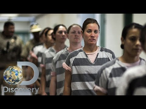 Toughest Female Prison In America | Prison Documentaries 2017