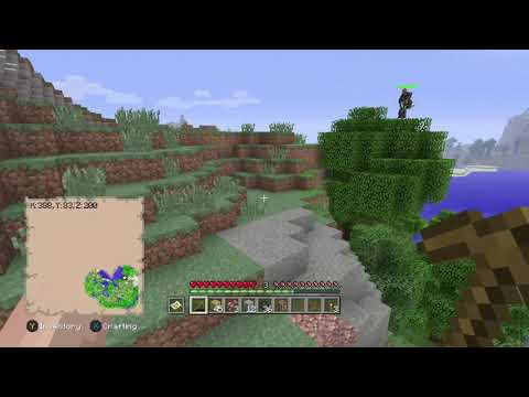 Let's Play Minecraft Episode 1 - Waterfront Property