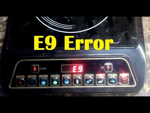 How to Repair E9 problem of Induction?
