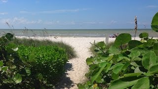 60 Seconds of Serenity at Via Miramar Beach in Naples, FL