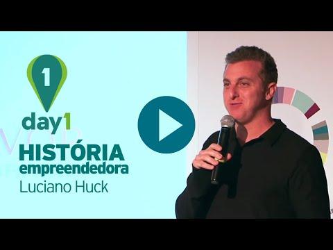 Day1 | Luciano Huck conta sua história empreendedora