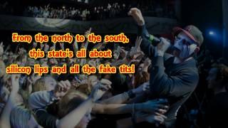 Hollywood Undead - California Lyrics FULL HD