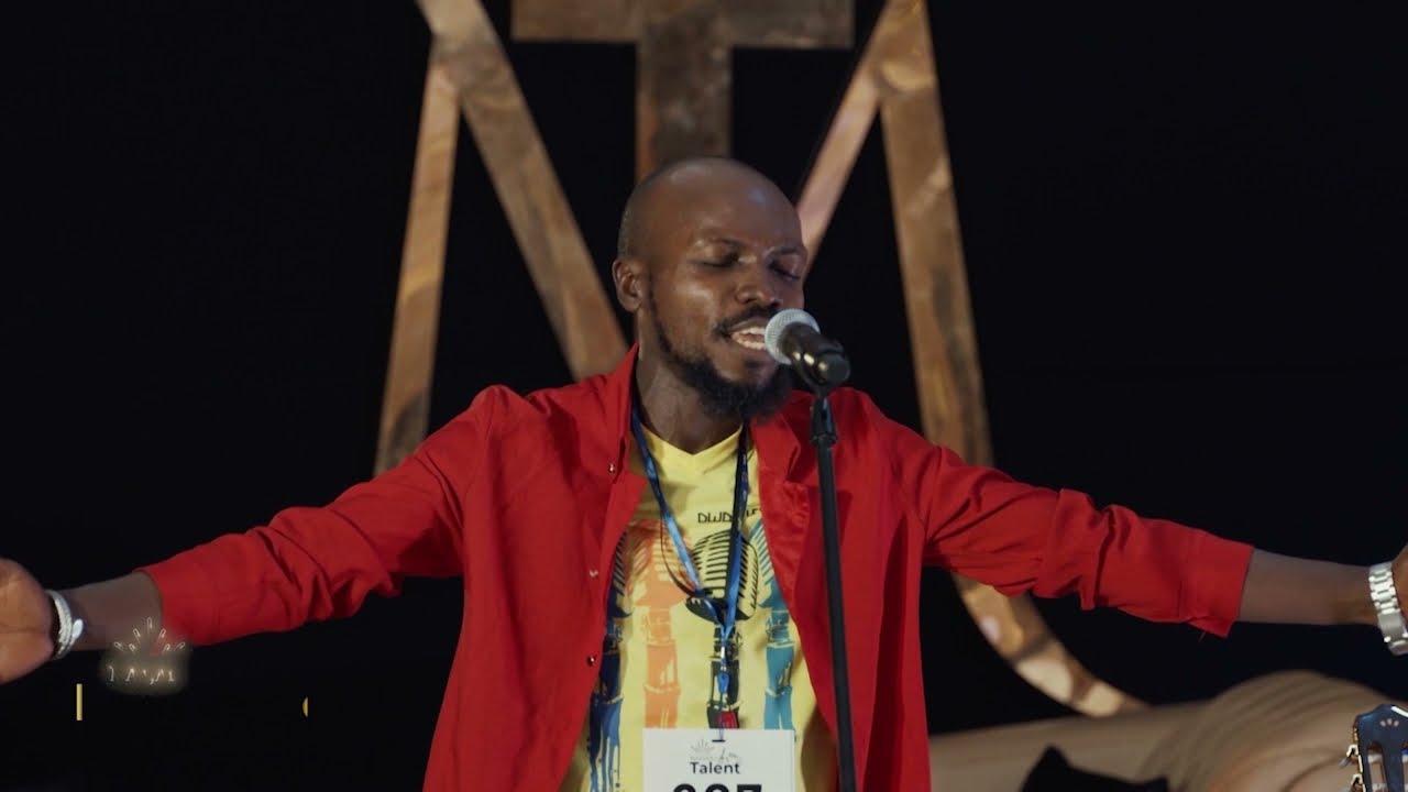 Maajabu Talent - 🔥💥 Il a mis du feu sur scène