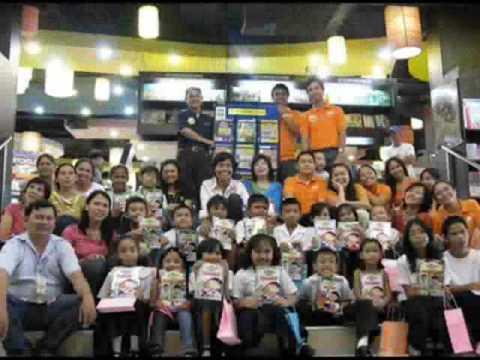 JCI Cebu-Mactan Channel's Read to Lead Advocacy