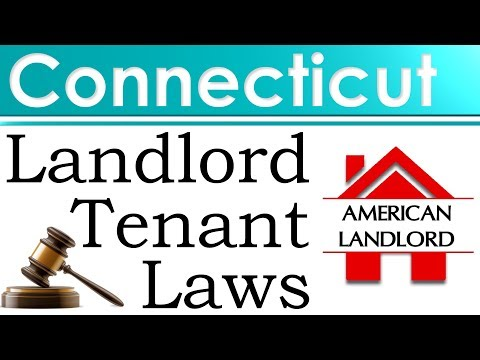 Connecticut Landlord Tenant Laws | American Landlord