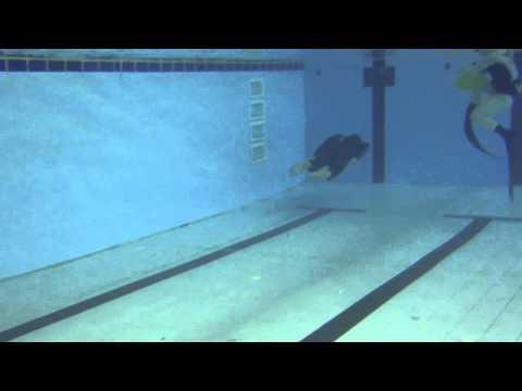 Mullins DNF Swim - Cressi WR Challenge.mov