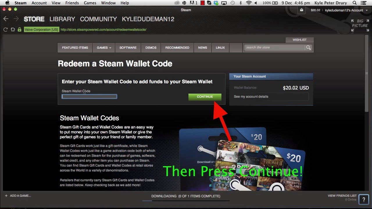how to buy steam wallet codes online