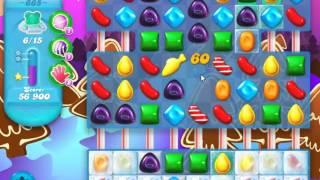 Candy Crush Soda Saga Level 665 - NO BOOSTERS