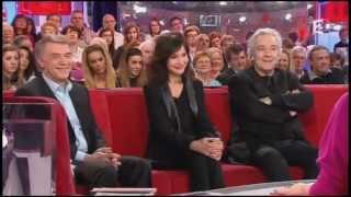 Vivement Dimanche Prochain - Pierre Arditi & Evelyne Bouix 03.03.13