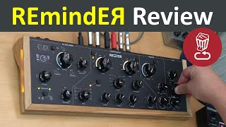 REmindER Review // Stereo and Quadraphonic Rhythmic Delay by Enjoy Electronics // Full tutorial