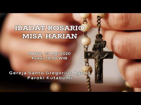 LIVE: MISA HARI SELASA dalam MINGGU PASKAH IV from YouTube · Duration:  47 minutes 42 seconds