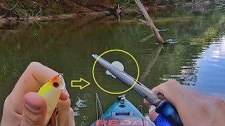NUNCA SUBESTIME A DICA DE UM MESTRE!!! Peixe gigante - Pescaria.