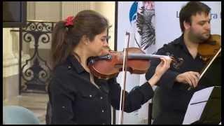 Concierto del Cuarteto de Cuerdas Chascomús en la Legislatura Porteña
