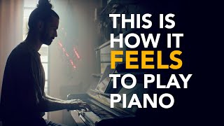 This is how it feels to play piano | Simply Piano by JoyTunes