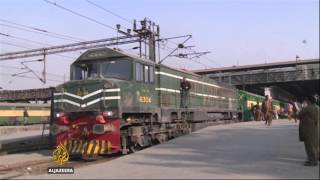 Pakistan's trains are back on track