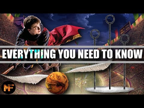 History of Quidditch (Origins Explained)