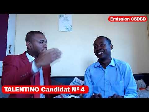 Candidat Député Talentino ANALALAVA sur l' Emission