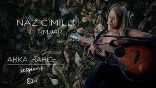 Naz Cimilli - Fermuar (Akustik) | Arka Bahçe Sessions Resimi