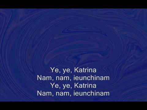 Ye Ye Katrina