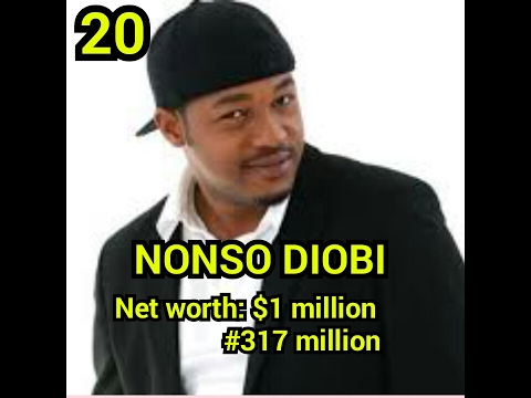 Top 20 richest nollywood actor in Nigeria with their net worth in naira and dollar latest 2017