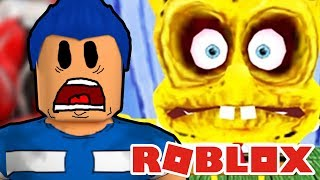 Roblox - ESCAPE THE KRUSTY KRAB OBBY!!