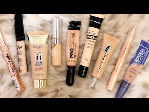 Frugal Fridayz | Best & Worst Drugstore Concealers from YouTube · High Definition · Duration:  8 minutes 57 seconds  · 1.201.000+ views · uploaded on 29-5-2015 · uploaded by Zabrena