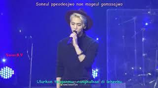 [SUB INDO] JONGHYUN Shinee - End Of The Day (Lirik dan Terjemah. Lagu Korea Sedih. Korea Sad Song)