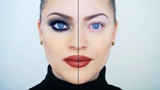 How to make hooded eyes look bigger!