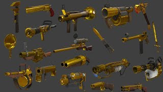 TF2 - How to Install the Australium Weapons Skin Pack