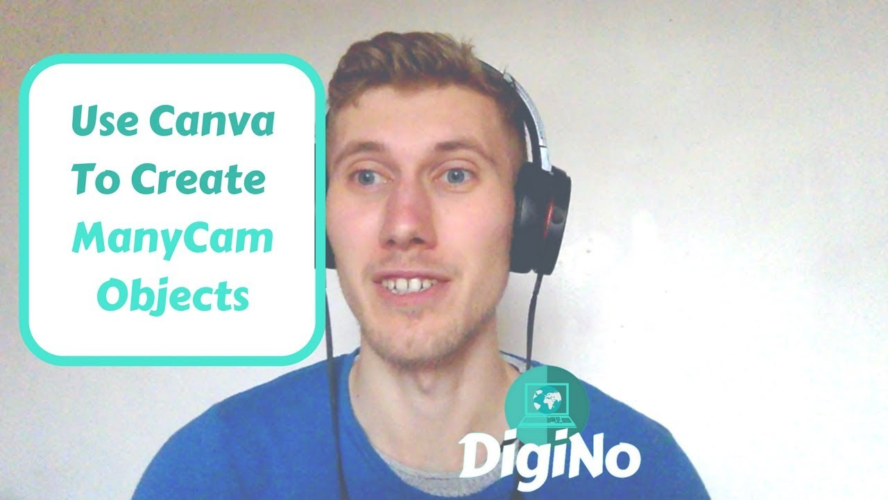 Use Canva To Create ManyCam Objects For DaDaABC