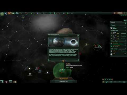 Stellaris: Spiritual Harmony through Intense Farming