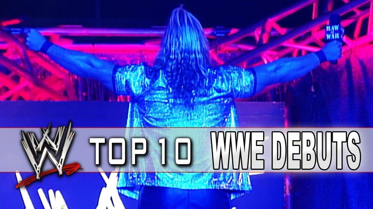 WWE Top 10 - WWE Debuts