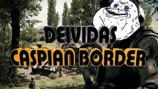 Battlefield 3 Caspian Borderyje! (Su Deividu)