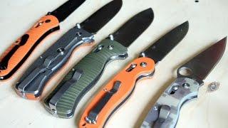 Новые ножи GANZO!!