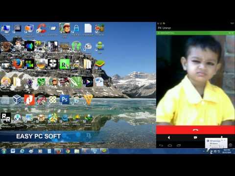 Whatsapp Calling Feature On PC (Using Bluestacks)