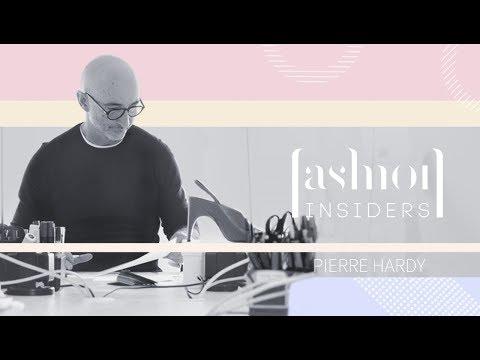 Pierre Hardy:A Balance Between Creativity and Elegance