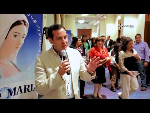 Cena Navideña 2017 de Radio María El Salvador | Gerardo Parker
