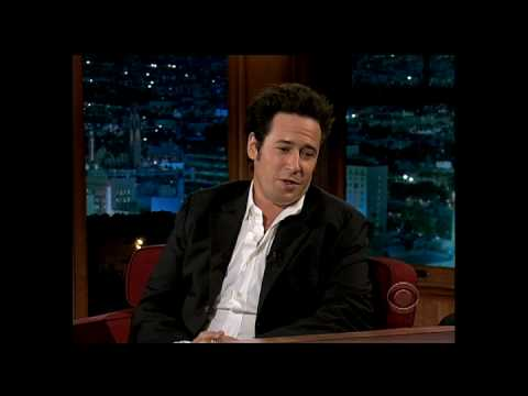 HD Rob Morrow on Late Late