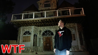 EXPLORING THE ABANDONED MANSION..