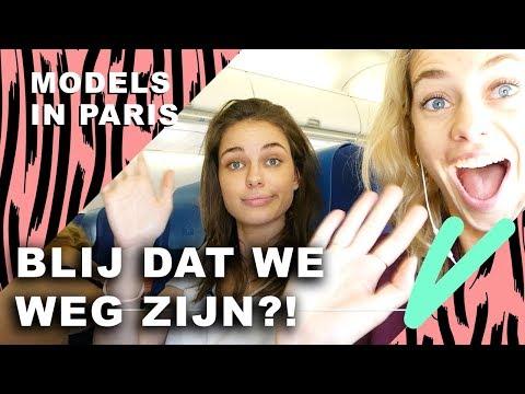 HET IS VOORBIJ! Gemengde gevoelens bij EMOTIONEEL AFSCHEID?! | Models in Paris - CONCENTRATE VELVET