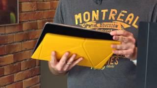 видео Чехлы для iPad