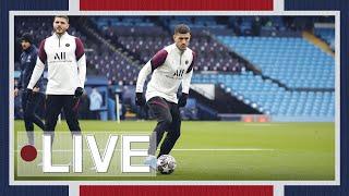 🏟 Veille de match Manchester City - Paris Saint-Germain 🔴🔵